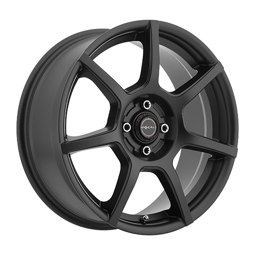 Focal Wheels 422 F-007 Satin Black