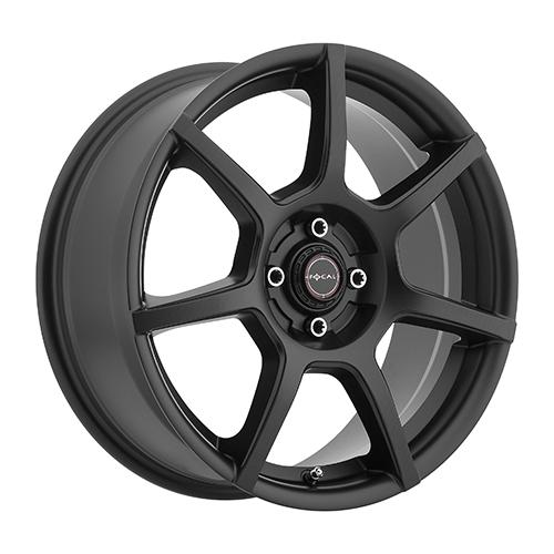 Focal Wheels 422 F-007 Satin Black