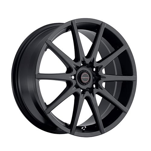 Focal Wheels 428 F04 Satin Black