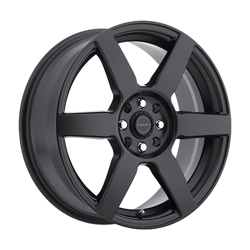Focal Wheels 444 F-06 Satin Black
