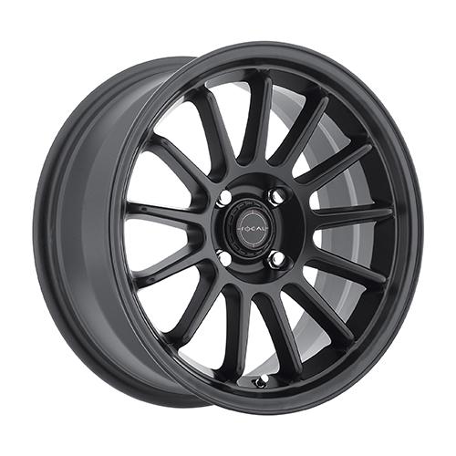 Focal Wheels 446 F-13 Satin Black