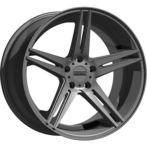 Fondmetal Wheels STC-05 Titanium