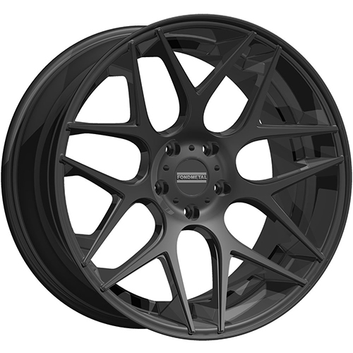 Fondmetal Wheels STC-MS Titanium