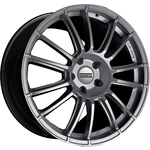 Fondmetal Wheels 9RR Titanium