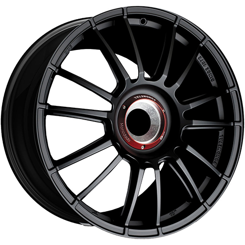 Fondmetal Wheels 9RRMD Monodado Gloss Black