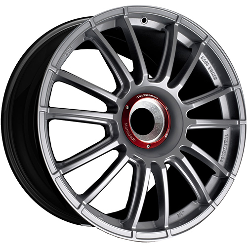 Fondmetal Wheels 9RRMD Monodado Gloss Silver
