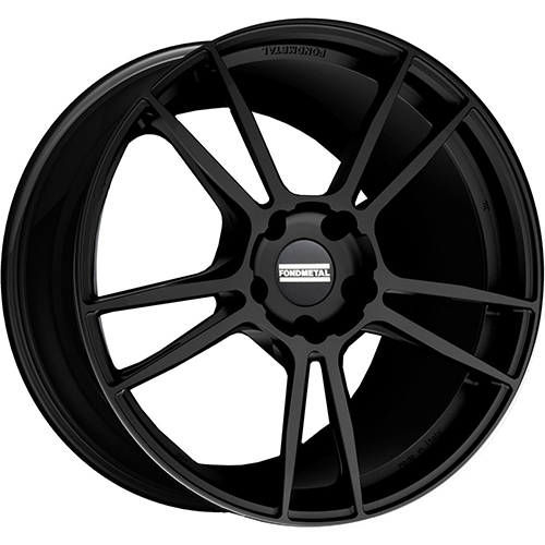 Fondmetal Wheels 9FORGE Gloss Black