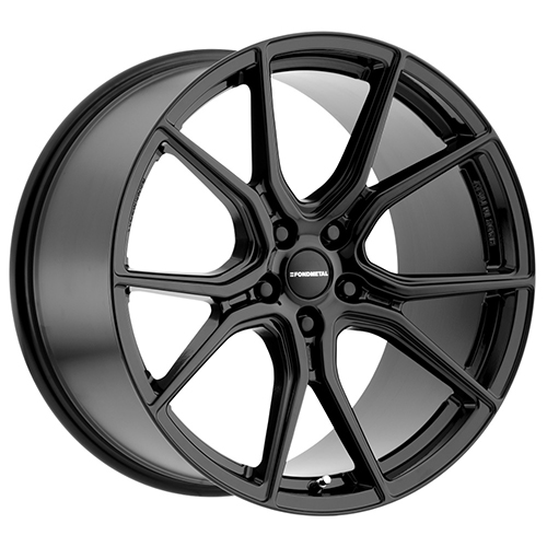 Fondmetal Wheels 191GB Gloss Black