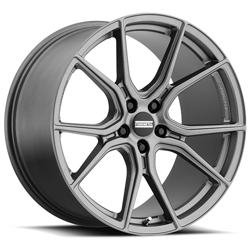 Fondmetal Wheels 191GT Gloss Titanium