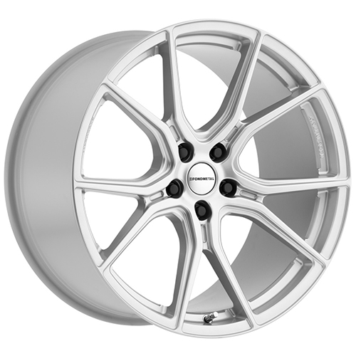 Fondmetal Wheels 191S Gloss Silver