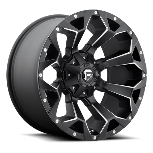 20x9 Fuel Offroad Wheels D546 Assault