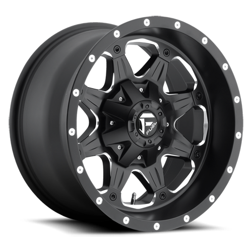 18x9 Fuel Offroad Wheels D534 Boost