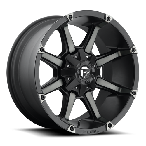 17x9 Fuel Offroad Wheels D556 Coupler