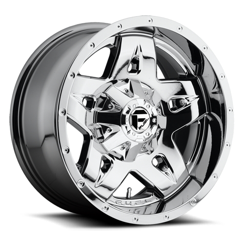 17x9 Fuel Offroad Wheels D553 Full Blown