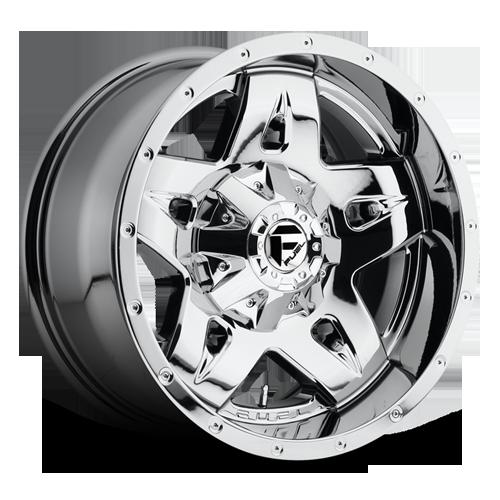 - Wheel Specials - Fuel D553 Full Blown PVD