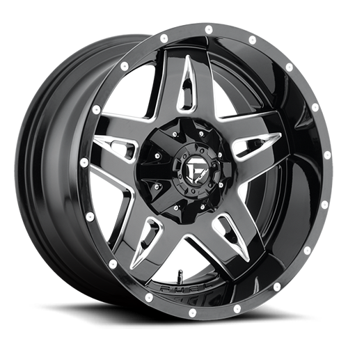 Fuel Offroad Wheels D554 Full Blown