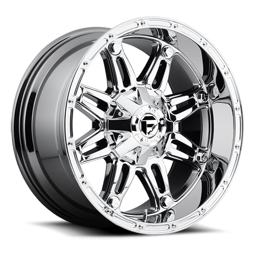 17x9 Fuel Offroad Wheels D529 Hostage