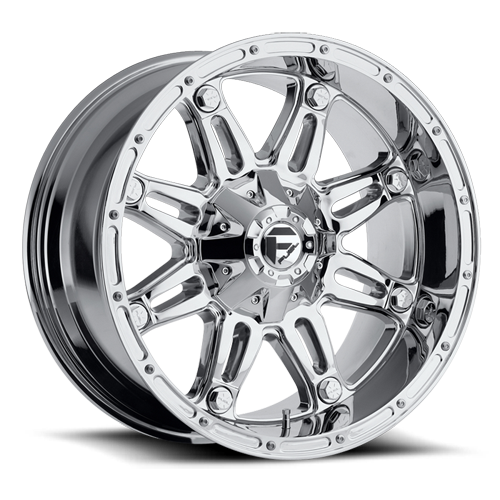20x14 Fuel Offroad Wheels D530 Hostage