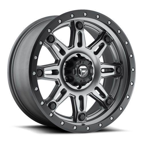- Wheel Specials - Fuel Offroad Wheels D568 Hostage Iii Anthracite M-Blk