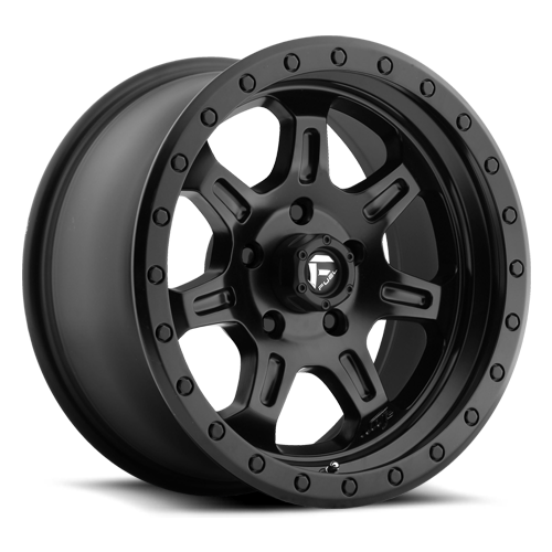 17x8.5 Fuel Offroad Wheels D572 JM2