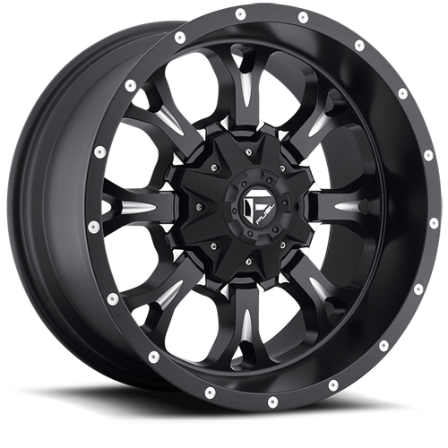 20x10 Fuel Offroad Wheels D517 Krank