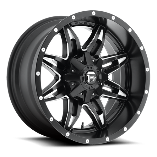 17x9 Fuel Offroad Wheels D567 Lethal