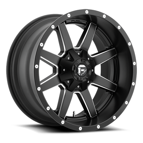 18x12 Fuel Offroad Wheels D538 Maverick