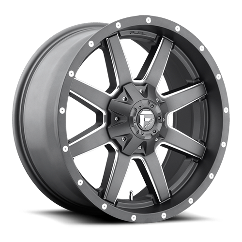 Fuel Offroad Wheels D542 Maverick
