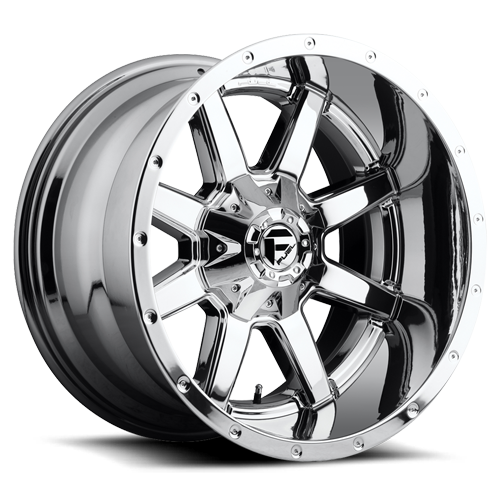 20x10 Fuel Offroad Wheels D566 Maverick
