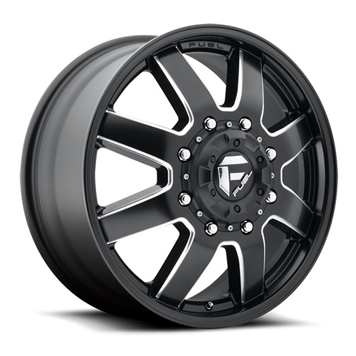 Fuel Offroad Wheels D538 Maverick Dually Front