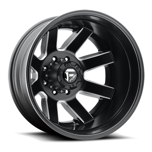 20x8.3 Fuel Offroad Wheels D538 Maverick Dually Rear