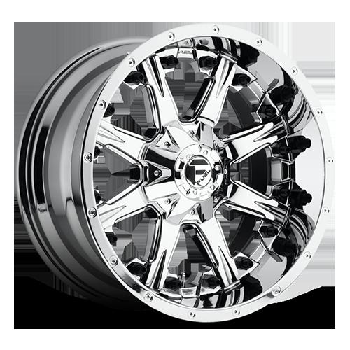 Fuel Offroad Wheels D540 Nutz