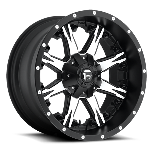 Fuel Offroad Wheels D541 Nutz