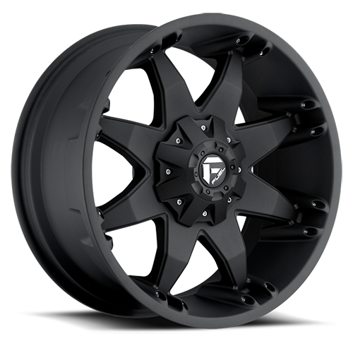 18x9 Fuel Offroad Wheels D509 Octane