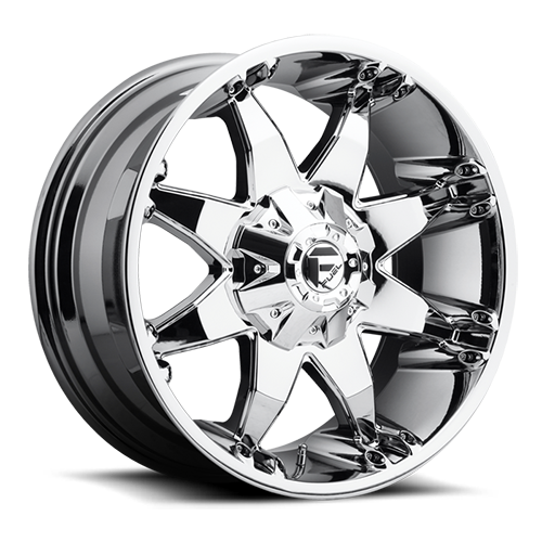 - Wheel Specials - Fuel D520 Octane PVD