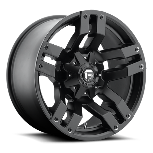 18x9 Fuel Offroad Wheels D515 Pump