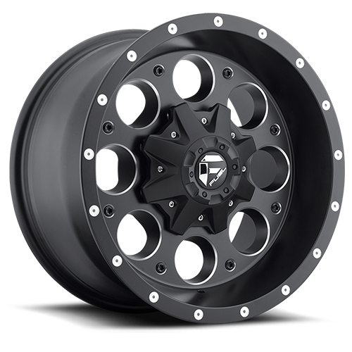 Fuel Offroad Wheels D525 Revolver