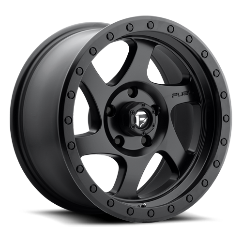 17x8.5 Fuel Offroad Wheels D570 Rotor