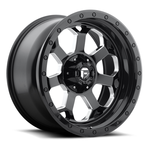 20x9 Fuel Offroad Wheels D563 Savage