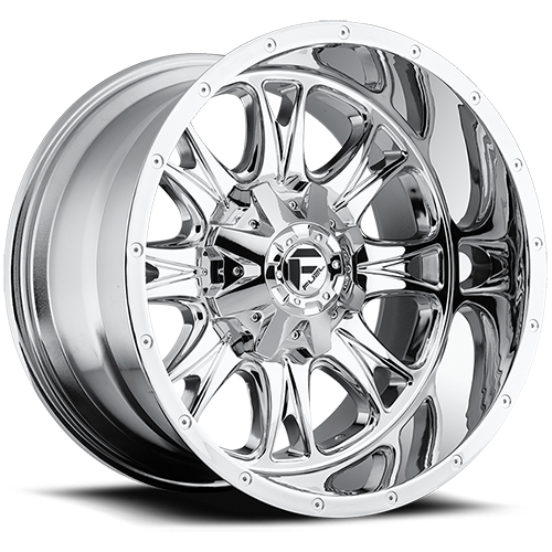 Fuel Offroad Wheels D512 Throttle