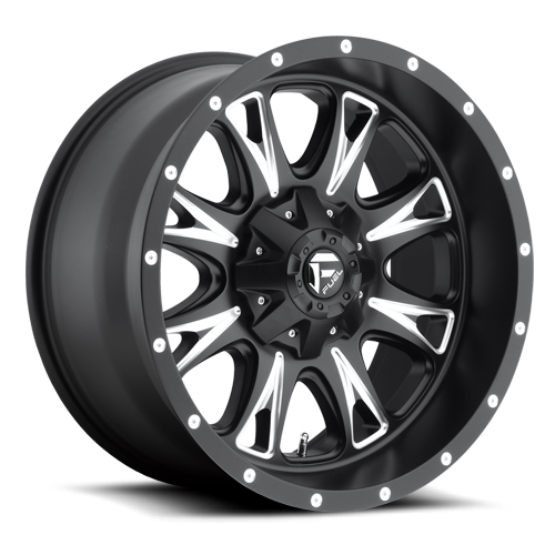 18x9 Fuel Offroad Wheels D513 Throttle