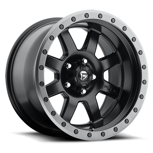 18x10 Fuel Offroad Wheels D551 Trophy