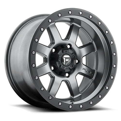 17x8.5 Fuel Offroad Wheels D552 Trophy