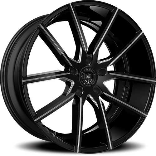 Lexani Wheels GRAVITY Machined Groove