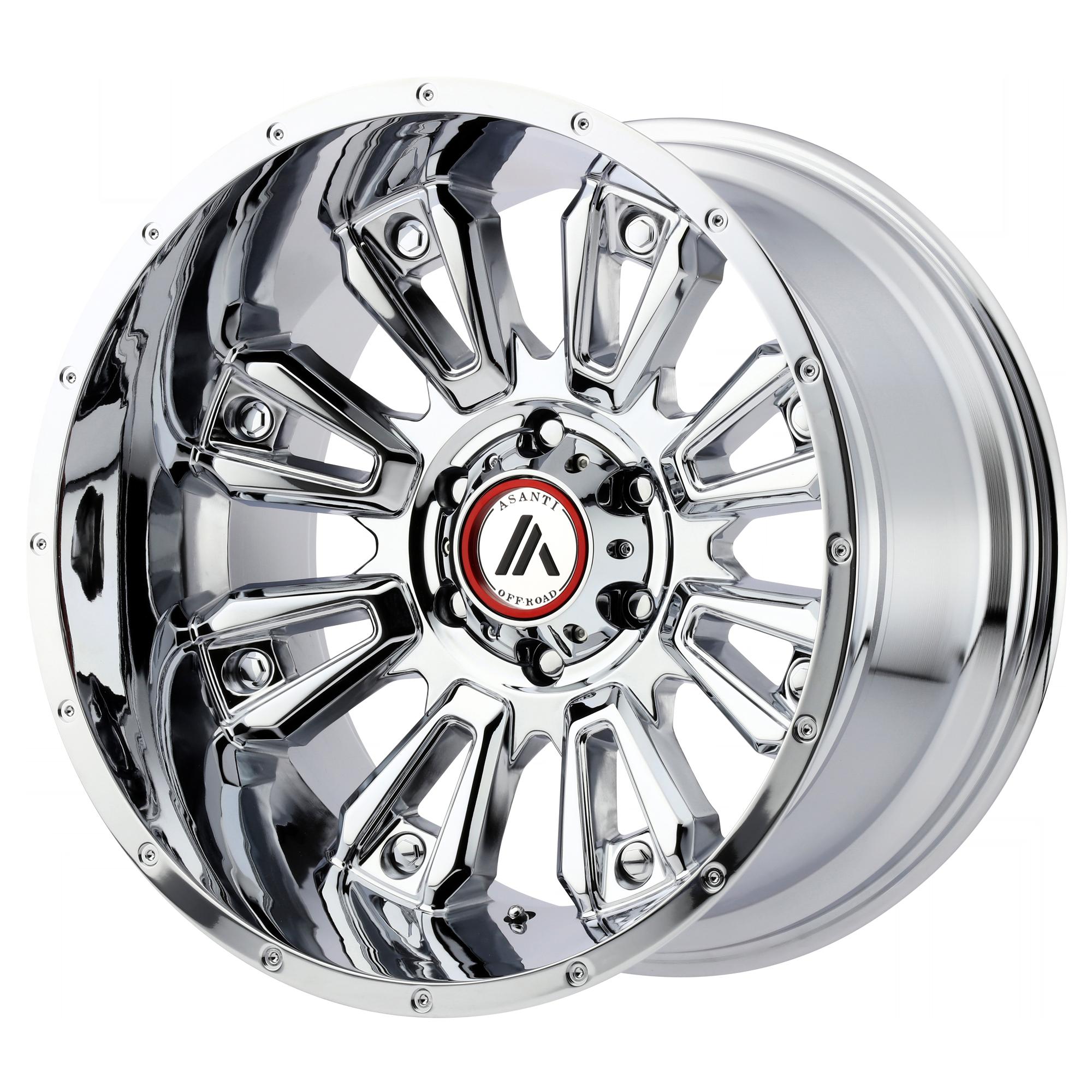 Asanti Off-Road Wheels AB808 Chrome