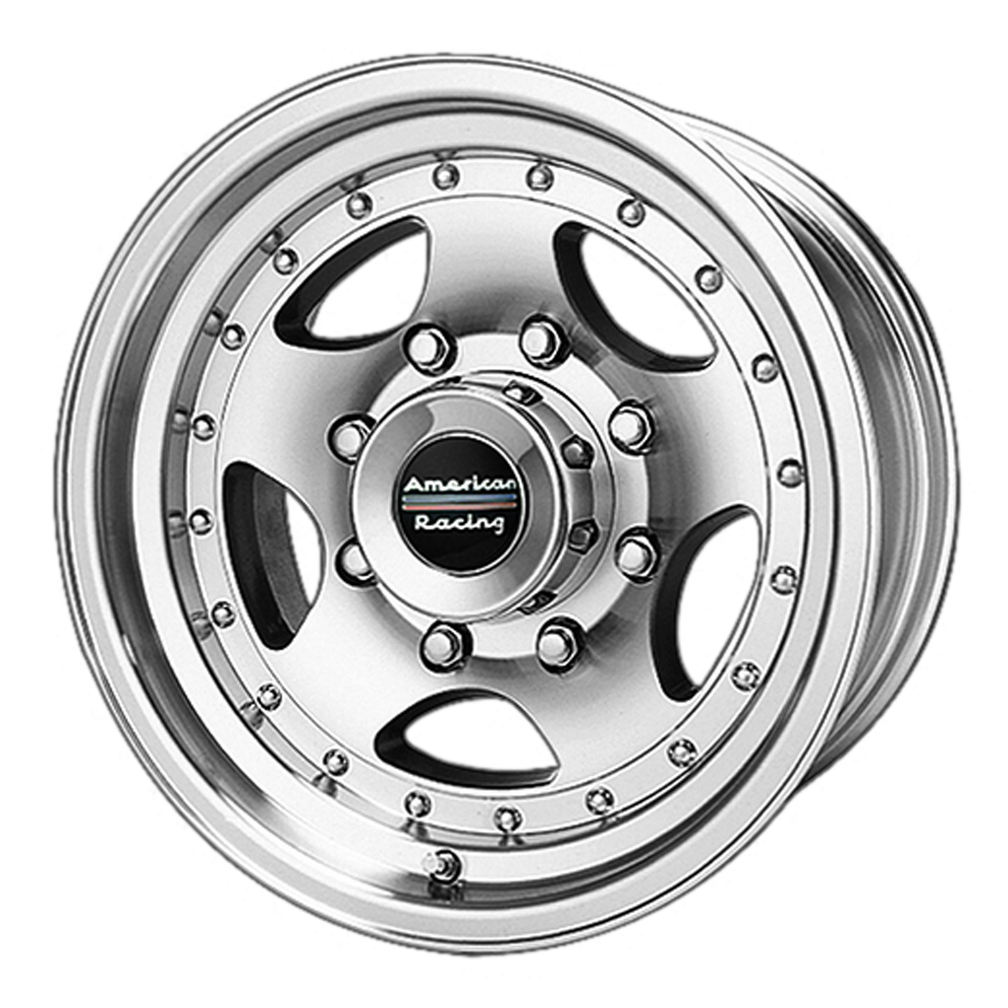 American Racing Wheels AR23 Machined