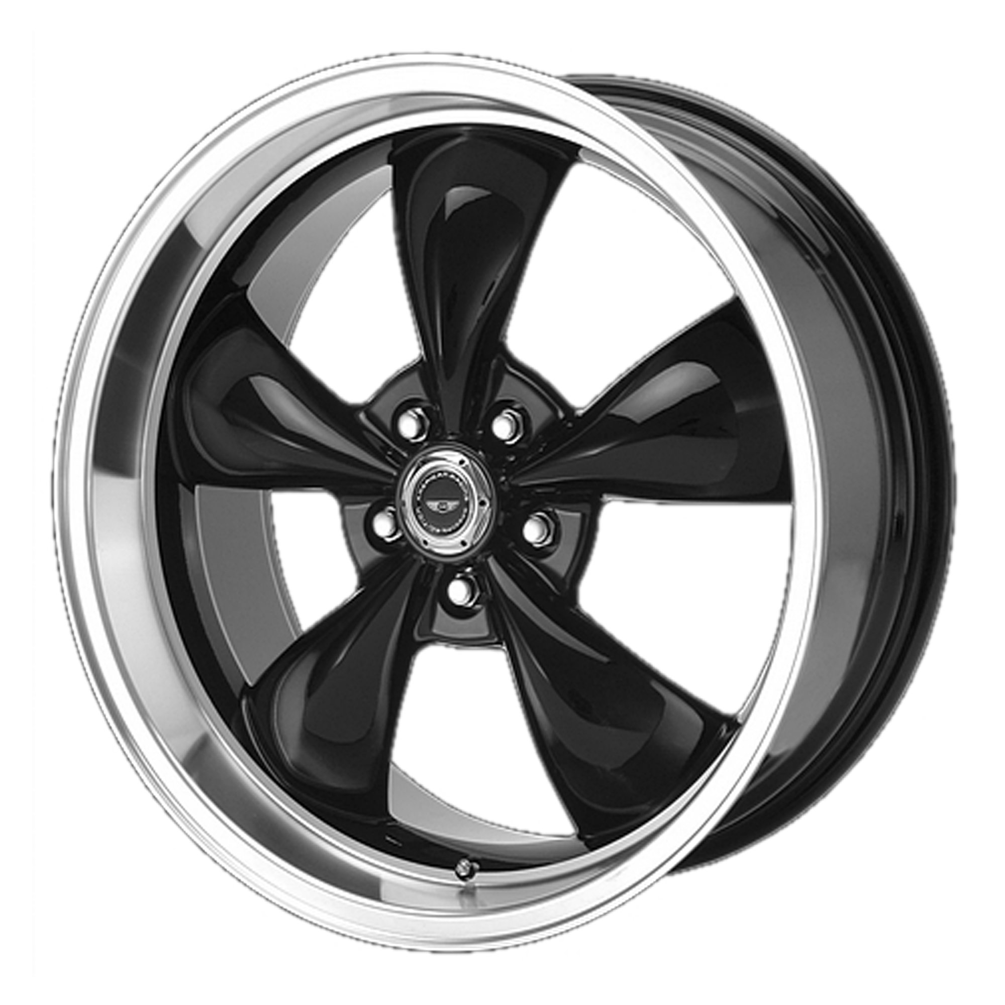 American Racing Wheels AR105 TORQ THRUST M Black