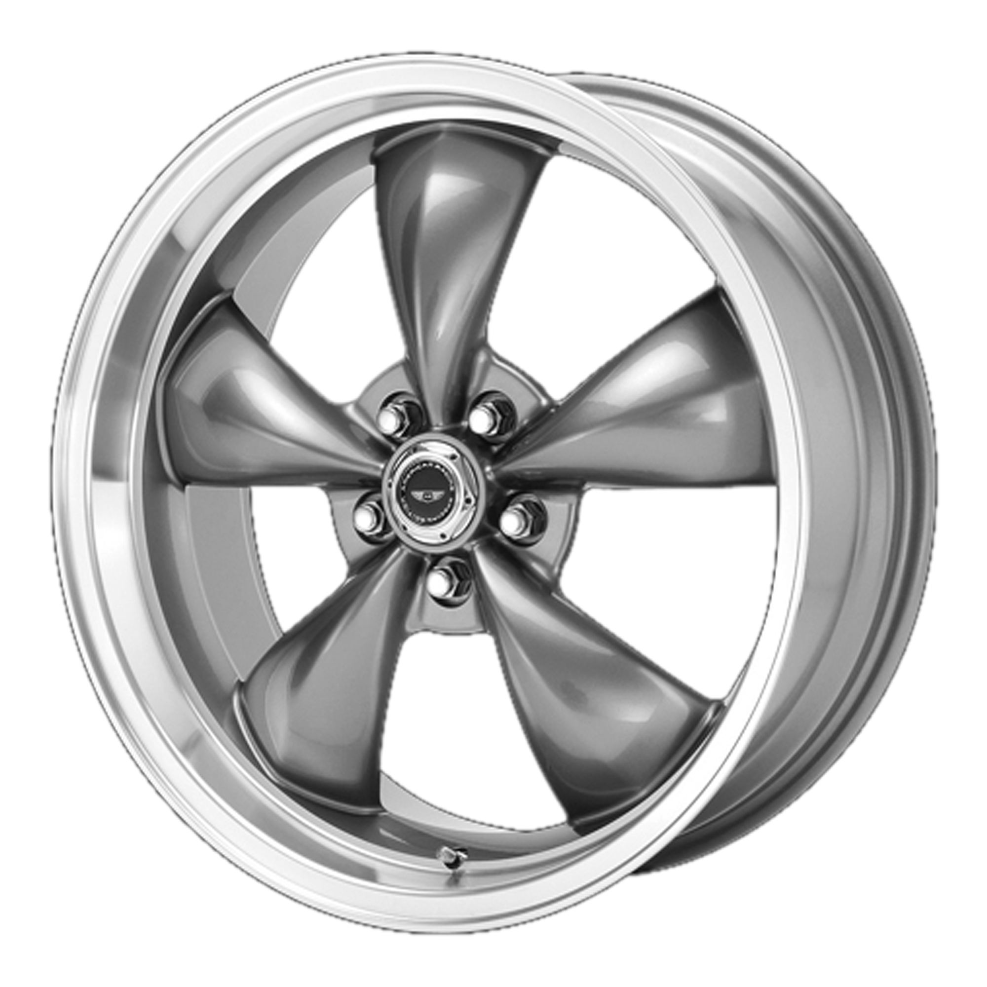 American Racing Wheels AR105 TORQ THRUST M Gray