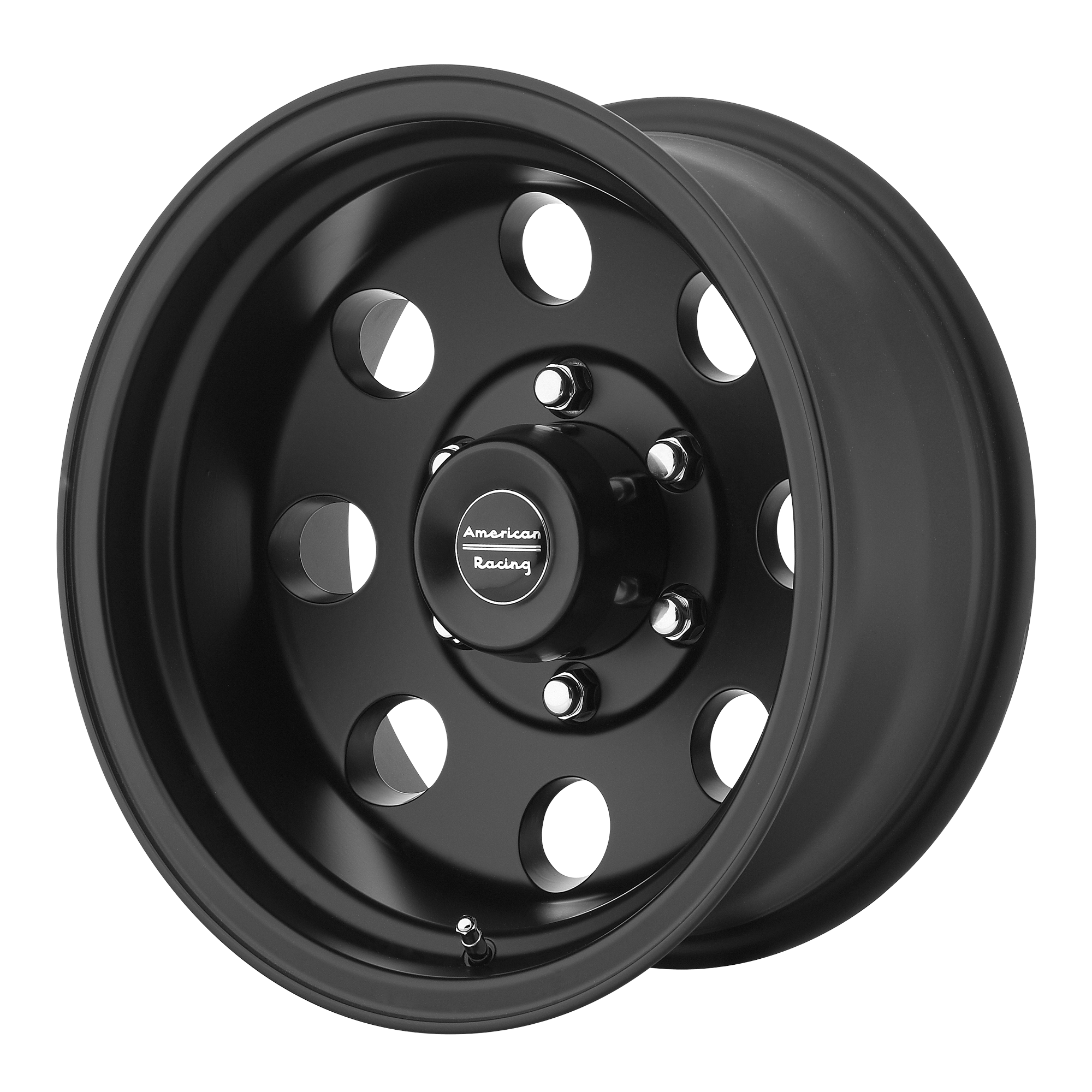 American Racing Wheels AR172 BAJA Black
