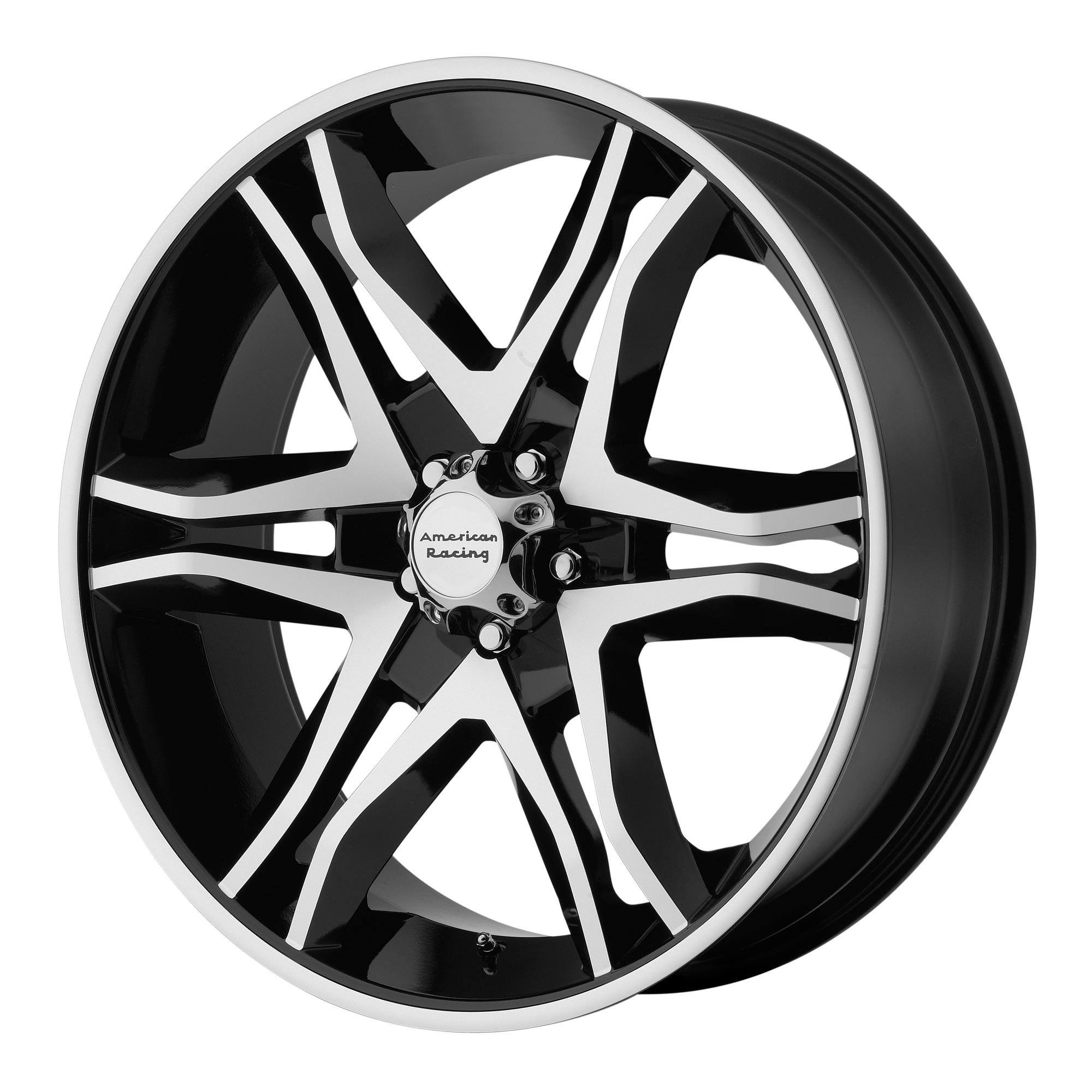 American Racing Wheels AR893 MAINLINE Black